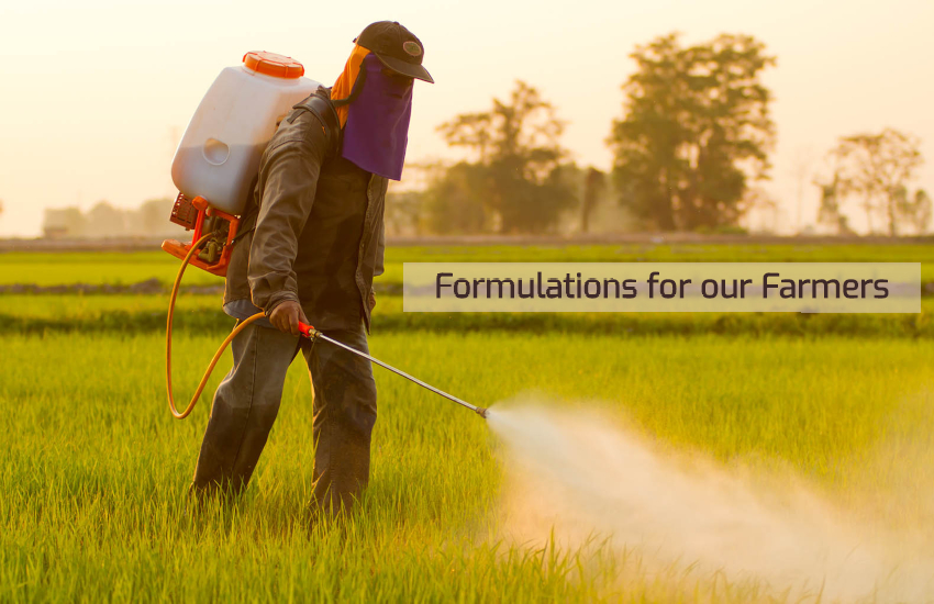 Formulations for our Farmers