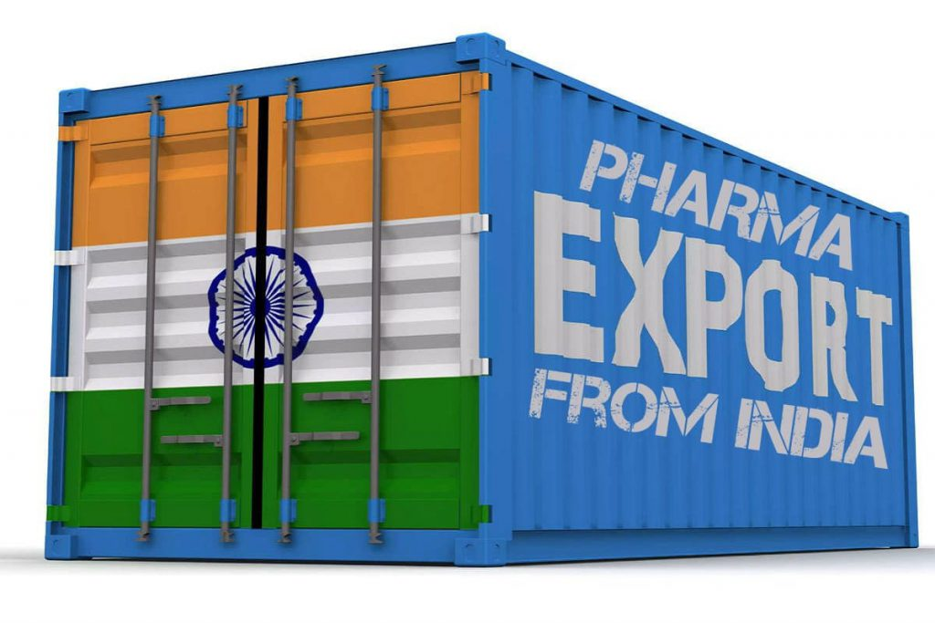 The Reasons Behind the Increase in the Pharma Exports from India