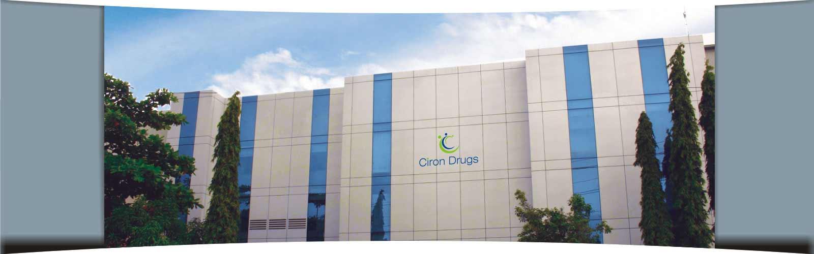 CIRON Drugs: Pharmaceuticals Formulations India